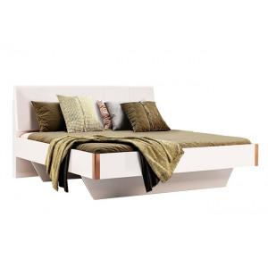 Ліжко, спальня Нікі, NK-37/39-WB Міромарк