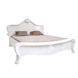 ліжко 1,6х2,0 нова конструкція, без каркаса, спальня прованс, pv-36-wb Міромарк
