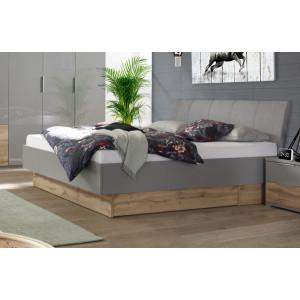 ліжко 1,8х2,0 з шухлядами, спальня лінц, li-38-gs Міромарк