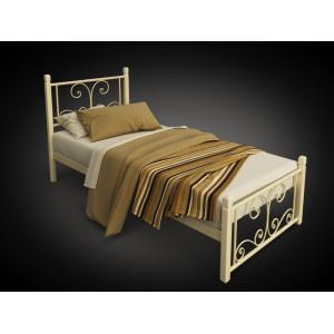 Кровать нарцисс мини на деревянных ногах Тенеро