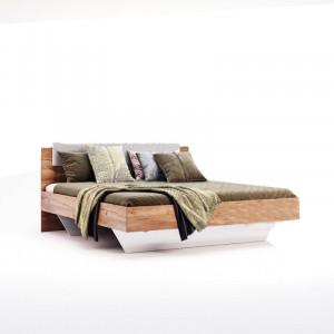 Ліжко м'яка спинка, модульна система Асті, AS-35/38-WB Міромарк