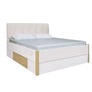 ліжко без каркасу мяка спинка, спальня флоренція, fr-38-wb Міромарк