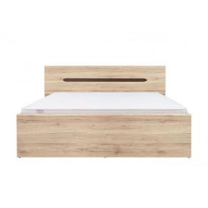 Кровать loz160 (каркас), модульная система эльпассо Гербор Холдинг