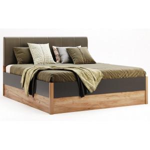 Ліжко м'яка спинка без каркасу, спальня Рамона, RA-36-LV Міромарк