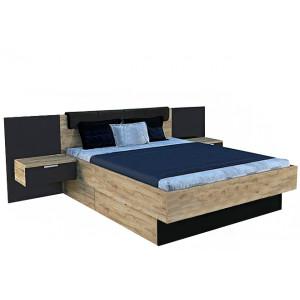 Ліжко, спальня Луна, LN-38-LV Міромарк