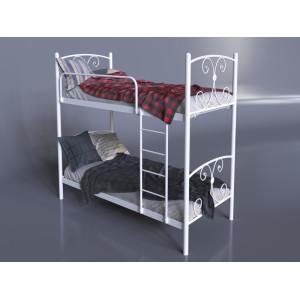 Кровать жасмин (2 яруса) Тенеро