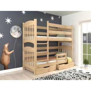 Ліжко двоярусне меліса Lunasvit