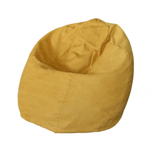 Крісло-груша Гном NEW Космік (жовтий)