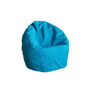 Крісло-груша гном new космік (синій) Меблі Сервіс