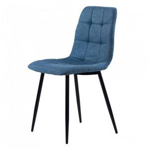 Крісло NORMAN, DC1925-MB12-BLUE Concepto