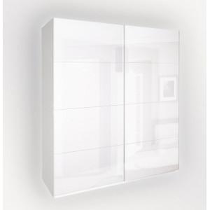 Шкаф-купе 2,0м/2,5м, спальня белла, bl-20/21-wb/vn/bl Миромарк