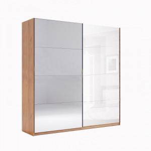 шафа-купе 2,5м, дзеркало, спальня флоренція, fr-17-wb Міромарк