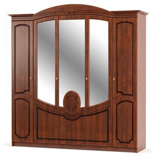 Шафа 5/д, спальня барокко Меблі Сервіс