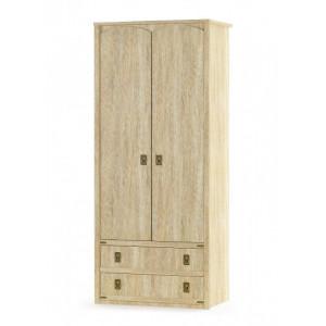 Шкаф 2д + 2ш, детская модульная валенсия Мебель Сервис