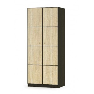 Шкаф 2д, спальня фантазия Мебель Сервис