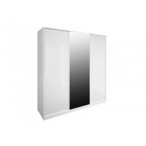Шкаф-купе 2,0м зеркало, спальня Рома, RM-25-WB Миромарк