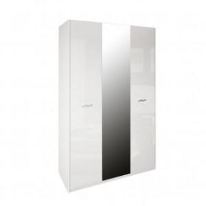 Шкаф 3 дв зеркало, спальня Империя, МР-13-WB Миромарк