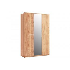 шафа 3дв дзеркало, спальня нікі, nk-13-kr Міромарк
