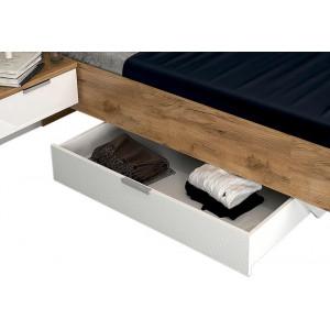 Ящик кровати 1,2/1,4, модульная система Асти, AS-40-WB Миромарк