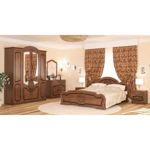 Спальня барокко, комплект №2 Мебель Сервис