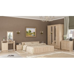 Спальня соната Мебель Сервис