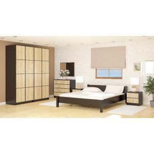 Спальня фантазія, Спальня №2 Меблі Сервіс