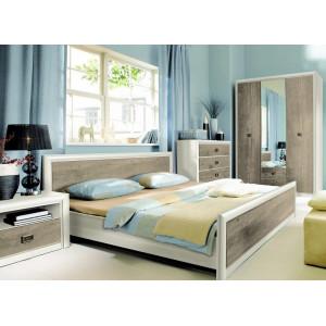 Спальня, модульная система Коэн II BRW