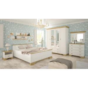 Модульна система іріс, спальня №1 Меблі Сервіс