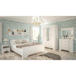 Модульна система іріс, спальня №2 Меблі Сервіс