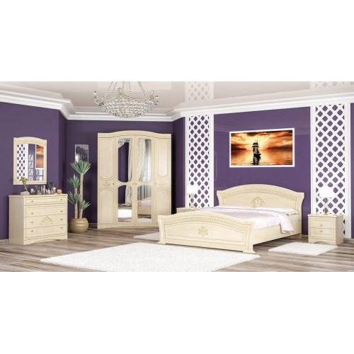 Спальня мілано, комплект №1 Меблі Сервіс
