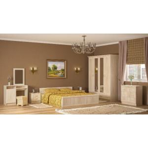 Спальня соната, комплект №2 Мебель Сервис