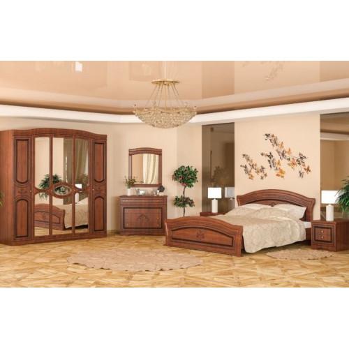Спальня милано, комплект №2 Мебель Сервис