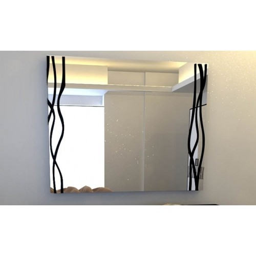Зеркало 1000х800, спальня Терра, (TR-81-WB) Миромарк