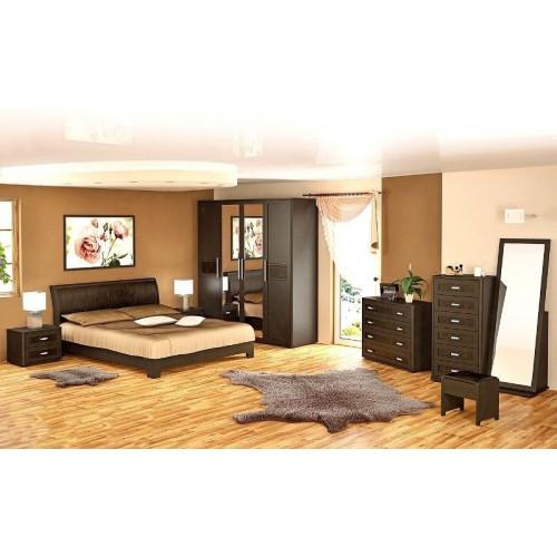 Спальня токио, Спальня 1 Мебель Сервис