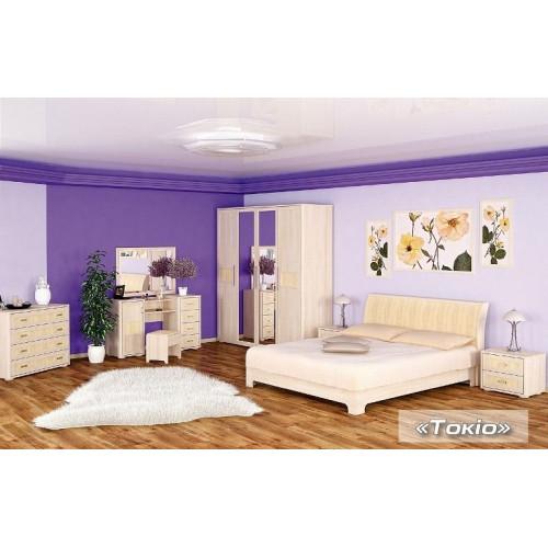 Спальня токіо, Спальня 2 Меблі Сервіс