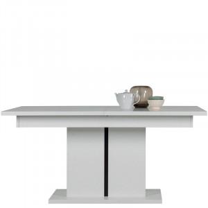 Стіл столовий розсувний 1500х900 з дверцятами, вітальня Рома, RM-187-WB Міромарк