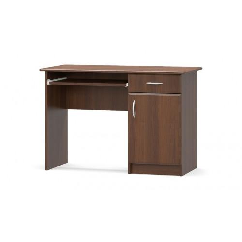 Стол письменный 1-тумбовый мдф Мебель Сервис