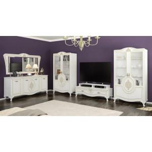 Гостиная, модульная система милан Мебель Сервис